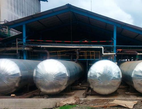 Fabricación de equipos industriales